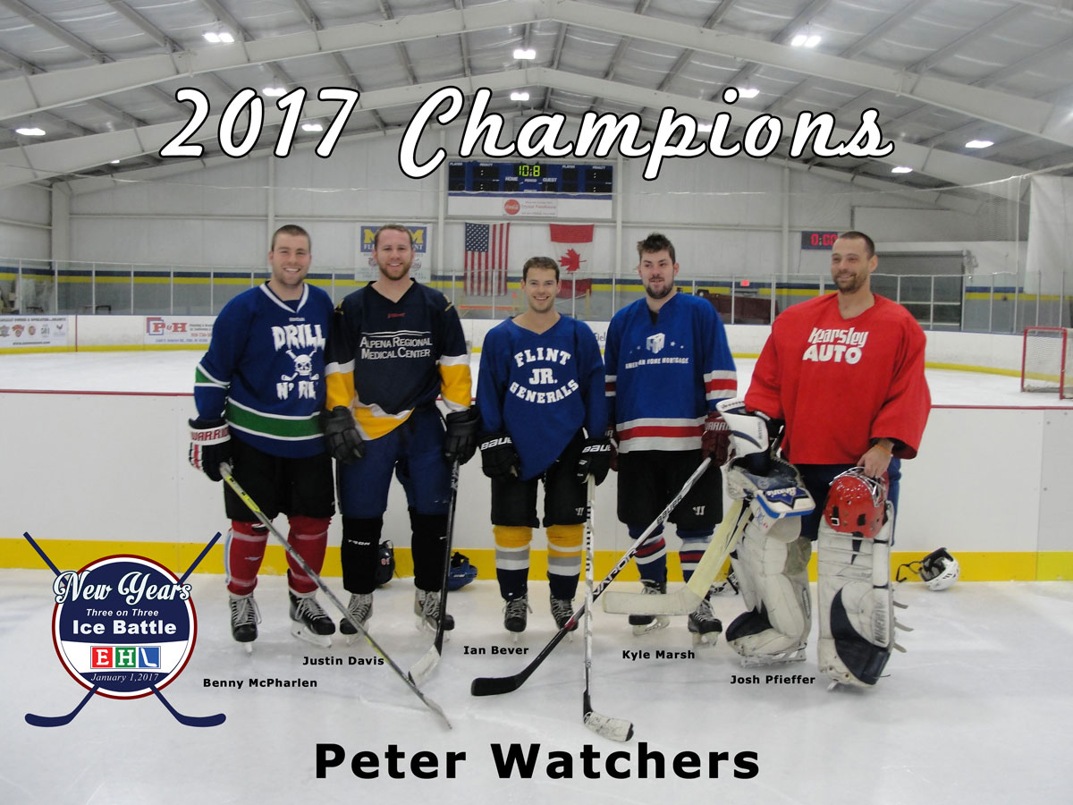 2017 Ice Battle Champs