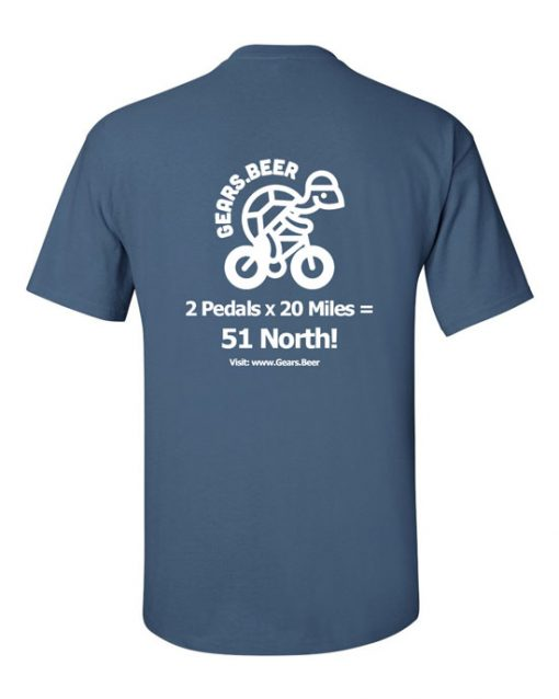 bike for beer tshirt