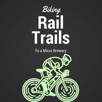 biking rail trails