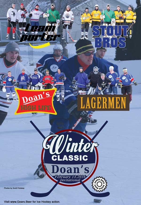 Doan's Winter Classic Invitational poster