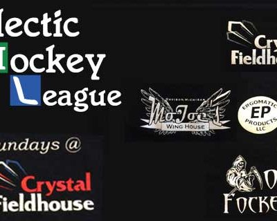 187 eclectic hockey league