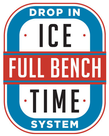 full bench ice time system
