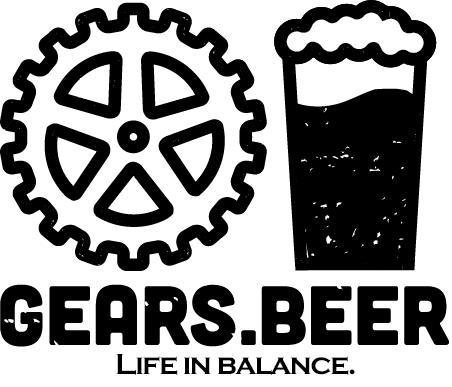 Gears Beer Logo