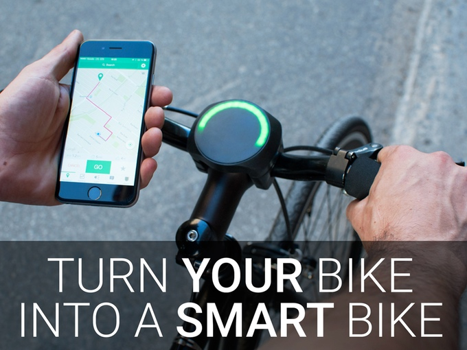 Smart Bike on the way