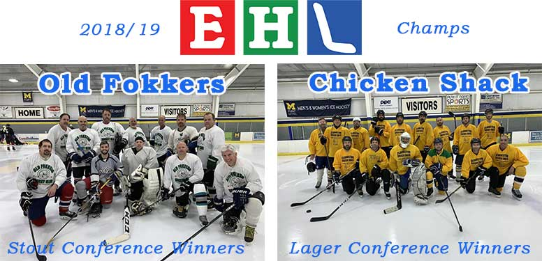 EHL Conference Champs Decided