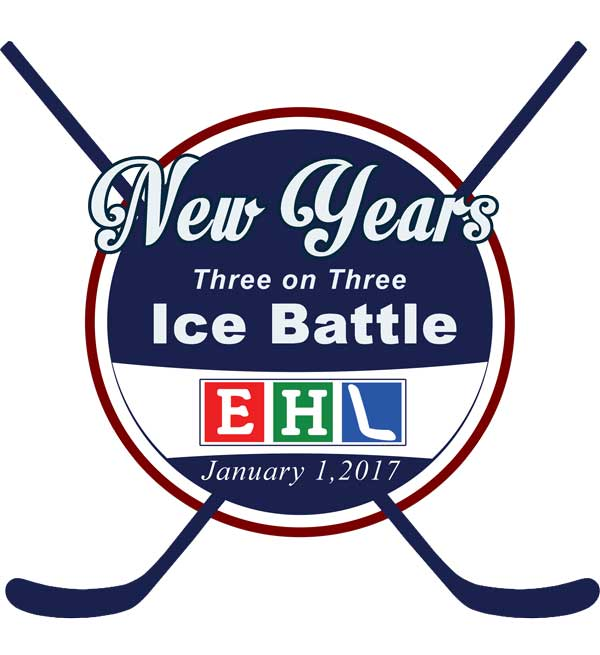 New Years Day Ice Battle Hockey Tournament
