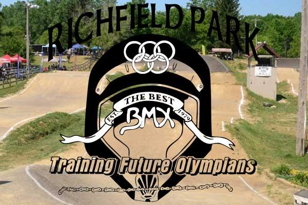 Richfield Park BMX Action!